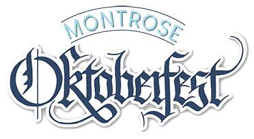 Montrose Oktoberfest Logo